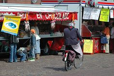 Bunschoten-Spakenburg by Zeldenrust, via Flickr #Utrecht #Spakenburg