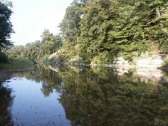 Duck River in Middle Tennessee.