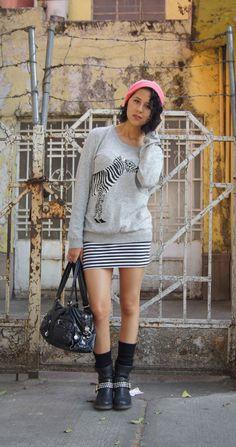 Adios Soy Danne Chimal - Zebra love