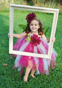 DIY Fairy Princess Tutu costume!  Easy and fun to make!!!