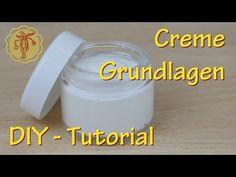 Creme-Grundlagen - DIY-Tutorial - YouTube