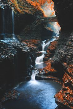 "lsleofskye: ""Watkins Glen - the Gorge 