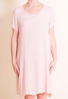 Frieda&Freddies feminines elegantes Sommerkleid in Rosé by Frieda & Freddies