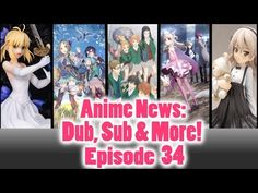 News - Atelier Feris, Orange, Anime Figures - Sub, Dub & More: Episode 34 Latest Anime, Anime Figures, News