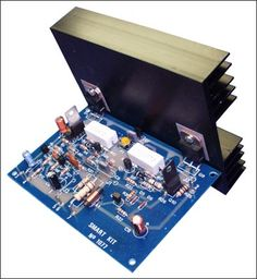 100W Audio Amplifier