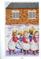 """ru / Orlanda - Альбом """"All Our Yesterdays"""" Disney Cross Stitch Patterns, Le Point, Needlepoint, Embroidery Patterns, Needlework, Outdoor Blanket, Painting, Gallery, Sarah Kay"""