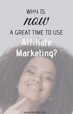Why is now, more than ever, a great time to use affiliate marketing to monetize your blog and social media. There are a few reasons why affiliate marketing is one of the way to monetize your digital assets even if you have just started out as a blogger, influencer or social media leader.