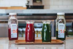 JUICE Served Here — The Dieline - Branding & Packaging Design