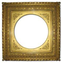 Gorgeous Antique Gilt Frame - Professionally Restored Antique Picture Frames, Antique Frames, Vintage Frames, Embossed Paper, Oval Frame, Paper Frames, Antique Shops, Beautiful Roses, Decoration