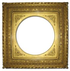 Antique Gilt Frame - Professionally Restored