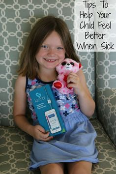 LOVE -> Kinsa smart thermometer. It tells us how to help our kids! 50% off today! HURRY! AD