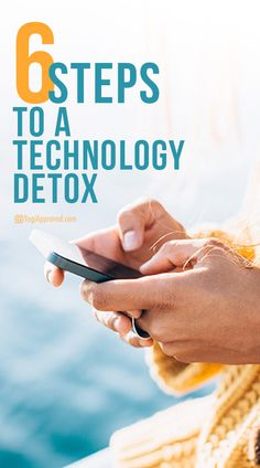 6 Steps to a Successful Technology Detox