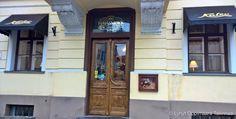 Tallinn Cafe Maiasmokk
