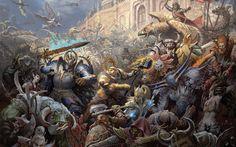 Die 952 Besten Bilder Von Warhammer In 2019 Warhammer Fantasy