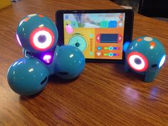 The Kindergarten Guy: Dash & Dot Rule My Classroom: My Experience With DonorsChoose & Two Adorable Robots