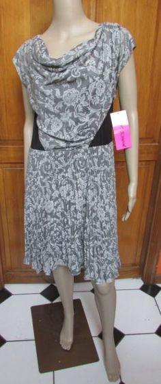 3e977d139d2 Items in TAGSON store on eBay! Black KneesBetsey Johnson DressesCowl Neck GownsEbayCocktailStoreVestidosTent