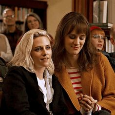 Kristen Stewart Gif, Kristen Stewart Pictures, Kirsten Stewart, Bella Swan, Clea Duvall, Lyndsy Fonseca, Mackenzie Davis, Lgbt Couples, Gay Aesthetic