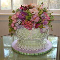 mix #flower #cake