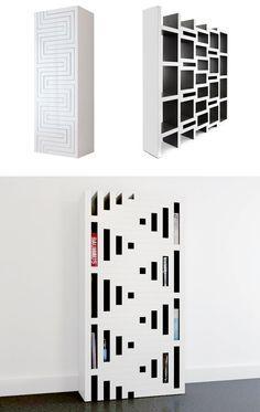 REK Expandable Bookcase