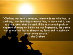 A Constant, Intimate Dance with Fear: John Graham #BookHugs #BooksThatMatter #BloomingTwigBooks #BloomingTwig #Books