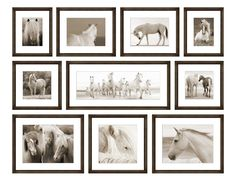 TROWBRIDGE Gallery - White Horse Collection  (Link: http://www.trowbridgegallery.com/display-set.php?SetCode=WHHC)