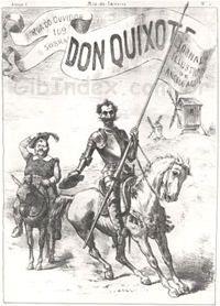 Don Quixote - Angelo Agostini - Wikimedia Commons