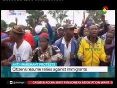 Latest xenophobic attacks on Nigerian businesses in Pretoria – 25/2/2017