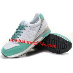 813ac894b5ac Cheap New Balance 996 Shoes Womens Cyan Green White