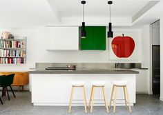 interior by Arent & Pyke in collaboration with TFAD. Photography by Anson Smart. TheAvenue - desire to inspire - desiretoinspire.net