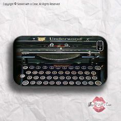 CYBER lundi vente  machine à écrire Underwood par SealedWithaCase