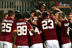 Data Prediksi AS Roma vs Genoa - http://www.fifabola.info/liga-italia/data-prediksi-as-roma-vs-genoa/