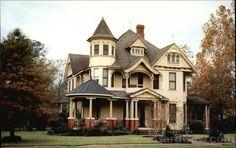 Queen Anne Victorian Home Plans | Queen Ann/Victorian Design Home Aurora Indiana