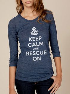 Keep Calm and Rescue On (staceylauren.com)