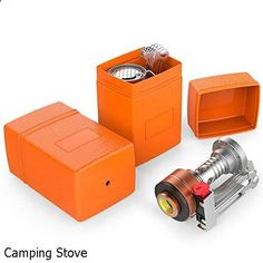 Camping Stove - brilliant selection. Need to explore...