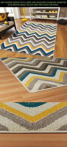 New Fashion ZigZag Style Large Area Rugs 8x11 Clearance Under 100 Blue Brown Cream Yellow Grey Best Rugs For Dogs 8x11 Area Rugs Clearance Indoor and Outdoor Carpet, 8x11 Rugs #products #tech #shopping #outdoor #plans #decor #drone #gadgets #racing #technology #parts #kit #fpv #clearance #camera
