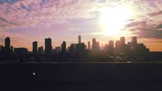 The New York City skyline!