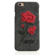 Coconut iPhone 6 6s RosenCase - schwarz
