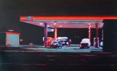 Night station 2 - Benjamin Nachtwey - Bilder, Fotografie, Foto Kunst online bei LUMAS