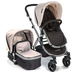#1:  babyroues Letour II Stroller, Tan by Baby RouA?Acs