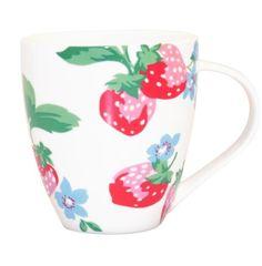 Churchill China Cath Kidston, Strawberry Crush Mug