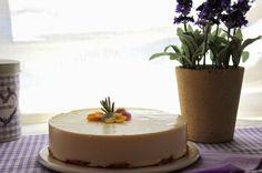 Cocinando con las chachas: Tarta de Piña y Flores