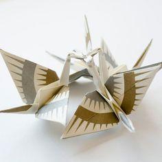 Renzuru Multiple Paper Crane Origami