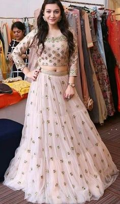 Call or whatsapp 8288944518 to order this beautiful outfit Customizations available. Gown Party Wear, Party Wear Indian Dresses, Indian Wedding Gowns, Indian Fashion Dresses, Indian Bridal Outfits, Indian Gowns Dresses, Party Wear Lehenga, Dress Indian Style, Indian Designer Outfits