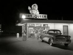 Dairy Queen - Late night ice cream run