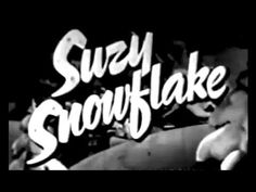 """MP3 of """"Suzy Snowflake"""" by Rosemary Clooney  ► http://www.XmasTRAX.com    http://XmasFLIX.com ► http://facebook.com/XmasFLIX    SUZY SNOWFLAKE (Song Lyrics):    Here comes Suzy Snowflake  Dressed in a snow white gown  Tap, tap, tappin' at your window pane  To tell you she's in town  Here comes Suzy Snowflake  Soon you will hear her say  """"Come out ev'ryone an..."""