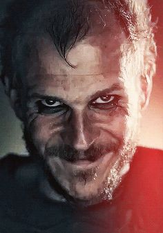 Floki from Vikings. Creepiest, freakiest guy on Earth -- but there's this bead of twisted integrity that runs through him that makes him unbelievably awesome. Ragnar Vikings, Ragnar Lothbrok, Floki, Vikings Tv Series, Vikings Tv Show, Bracelet Viking, Gustaf Skarsgard, King Ragnar, Viking Series