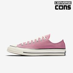 01448136c04caf Converse Chuck Taylor All Star Vintage Canvas Low Top Men s Shoe Size 13  (Pink) - Clearance Sale