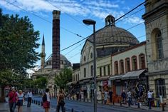 Cemberlitas Hamami is a Historical Turkish Bath Located on Divanyolu Street in the Cemberlitas Neighborhood of Istanbul in Turkey. It was Constructed by Mimar Sinan in 1584....