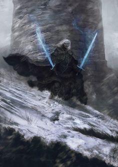 Dark elf by Nahelus on DeviantArt