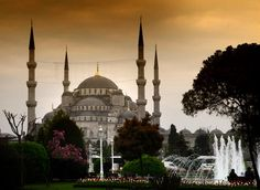 Istanbul, Turkey will definitely require a second visit!